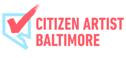 Citizen Artist Baltimore