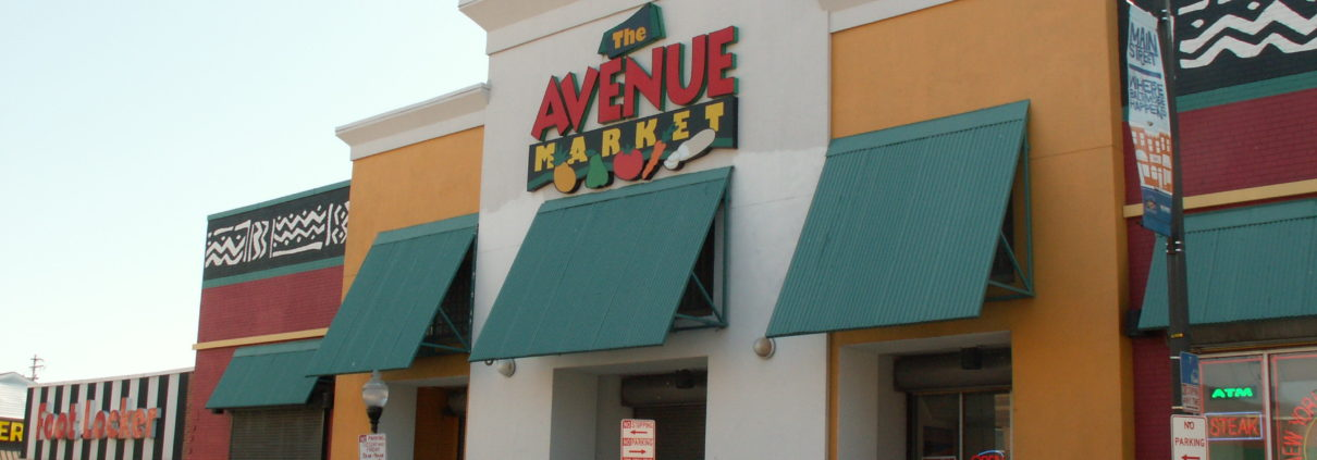 The Avenue Market