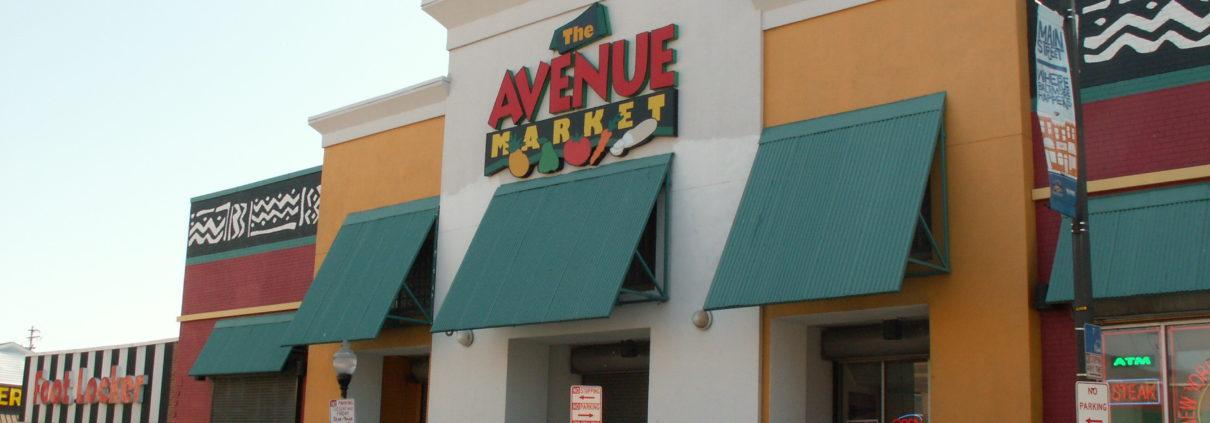 The Avenue Market