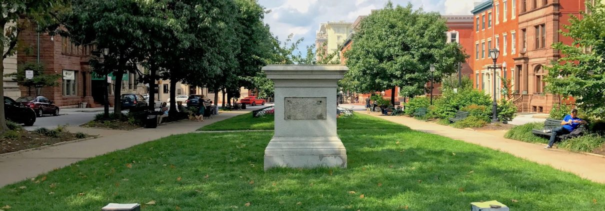 Baltimore Taney Monument Base